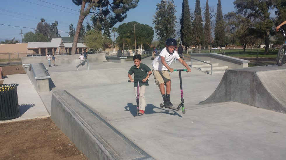 New Skate Park is Open and Ready for Action